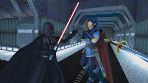 darth vader force choke darth vader vs marth by kongzillarex619 on deviantart