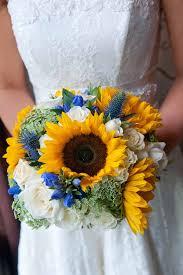 sunflower wedding ideas sunflower wedding bouquets ideas wedding corners