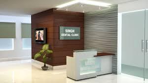 Doctor Clinic Interior Design Interior Designer Dental Clinic Room In Vaishali Sector 3