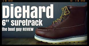 sears womens boots size 12 sears diehard s suretrack 6 the boot review
