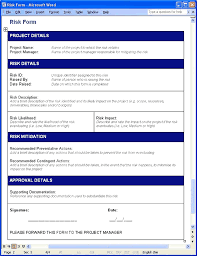 Change Management Plan Template Excel Project Management Forms Project Management Templates The