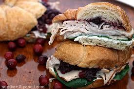 gourmet turkey cranberry turkey sandwich no 2 pencil