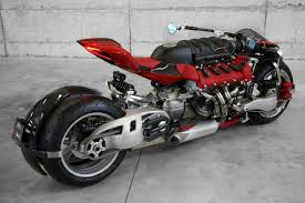lazareth wazuma lazareth lm847 has a masserati v8 that you can sit on moto networks