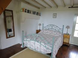 Small Mezzanine Bedroom by Welcome To Peyrillault Near Riberac Self Catering Holidays And