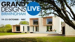 home design show nec grand designs live birmingham facit homes