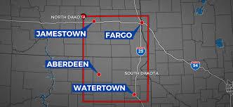 South Dakota County Map Search For Murder Victim U0027s Body Shifts To South Dakota