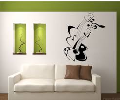 tips for making modern style living room embrace you wall decoration stickers