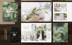 wedding magazine template sale wedding magazine template for photographers