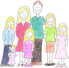 me and my family drawing at getdrawings com free for personal use