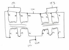 odd buck boost autotransformer arrangement