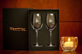 wine glass gift b4g mobile