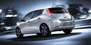 nissan christmas nissan leaf electric car hatchback nissan