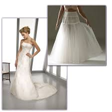 wedding dress hoop how to choose the right hoop or petticoat for your wedding dress