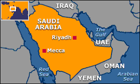 map middle east uk news middle east schoolgirls die in mecca stede