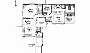 single story house plans without garage 60 elegant of floor plans without garage images home house floor