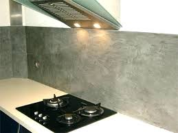 cuisine beton ciré beton cire cuisine beton cire pour cuisine credence formidable 1