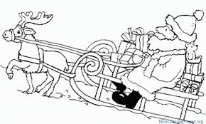 christmas santa coloring pages 8 nice coloring pages for kids