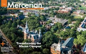 mercerian fall 2015 by mercer university marketing communications