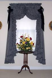How To Make Ruffled Curtains White Priscilla Curtains New Interiors Design For Your Home