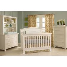 4 In 1 Crib With Changing Table Munire Medford 4 In 1 Convertible Crib Hayneedle