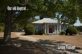 Dogtrot House Floor Plans Our Home Is An Old Dogtrot Living Vintage