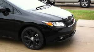honda civic jdm 2012 honda civic si jdm youtube