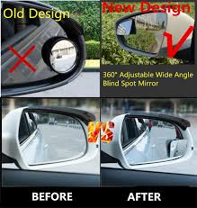 Mirrors For Blind Spots On Cars Aliexpress Com Buy Newbee Car Styling Auto Motorcycle Rear View