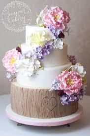 wedding cake tutorial tree bark cake a step by step tutorial on craftsy