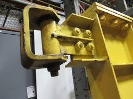 abel howe 1 2 ton jib crane cantilever wall mount 15 u0027 span 12