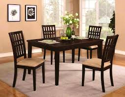 furniture alluring original brandt dark cherry wood dining table