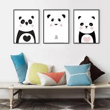 poster pour enfant obtenir en ligne à bon marché bande dessin u0026eacute e affiche panda