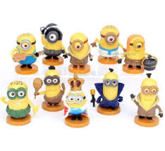 minions cake toppers minion mini figures minions figurin end 12 12 2017 1 32 pm