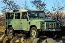 original land rover defender defender farewell review u0026 test drive tartan tarmac