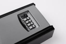 Key Cabinet With Combination Lock Wall Mounted Lock Box Punch Button Lock Boxes Lock Boxes Realtor
