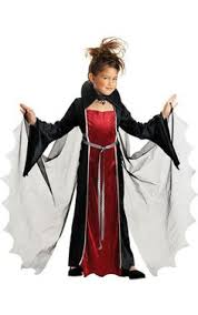 Halloween Costumes Kids Girls Scary Black Lace Vampira Girls Costume Spirithalloween Halloween