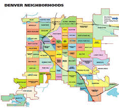 City Of Austin Zoning Map by Denver Zoning Map Zoning Map Denver Colorado Usa