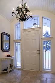 determine the right height for your foyer chandelier