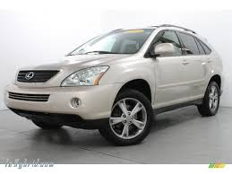 lexus metallic 2006 lexus rx 400h awd hybrid in savannah metallic 003755
