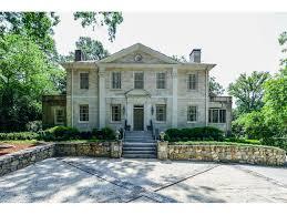 Luxury Waterfront Homes For Sale In Atlanta Ga 3201 Habersham Road Nw A Luxury Home For Sale In Atlanta Georgia