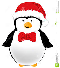 christmas penguin clipart free clipground