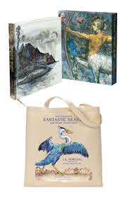 harry potter fantastic beasts and where to find them pre order