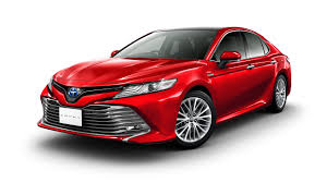toyota camry japanese 2018 toyota camry debuts trd and modellista trims