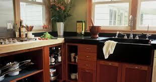 black countertop with black sink bold modern black kitchen sink ideas full home living