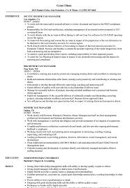 sle resume templates accountants compilation report income senior tax manager resume sles velvet jobs