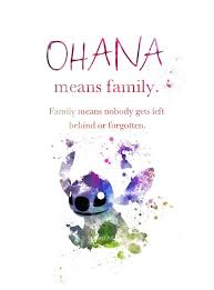 25 ohana ideas lilo stitch quotes