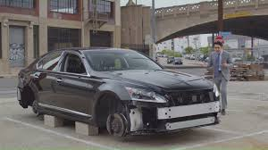 lexus commercial black man white woman jacked up