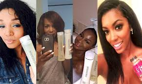 porsha hair product porsha williams phaedra parks launch hair war on kenya moore exclusive