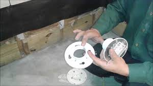 Ez Shower Pan by How To Install Shower Drain And Shower Floor Preparation Before