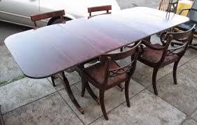 Duncan Phyfe Drop Leaf Dining Table Uhuru Furniture U0026 Collectibles August 2014