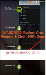 how to clean virus from android android monkey virus remove clean 100 done gsmsolutionbd